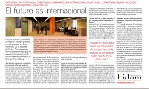 El Periódico habla de L'Idem Barcelona